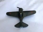 Model stíhacího letounu Polikarpov I-16, 1:25, František Boháček, 1953.