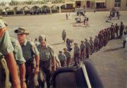 Návrat domů – odlet z Rijádu v květnu 1991