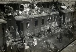 Konec října 1918: bitva u Vittoria Veneta a rozpad Rakouska-Uherska