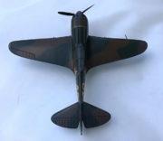 Model stíhacího letounu La-7, 1:25, Josef Socher, 1966.