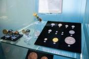 Soubor historických mincí a typářů s vyobrazením českého lva (Národní muzeum a Kancelář prezidenta republiky)