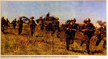 Nové číslo Historie a vojenství se věnuje i historii ČSLA