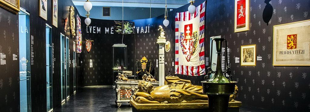 """K výročí republiky 28. října, virtuálně: výstava """"Lvem mě nazývají"""" vNárodním muzeu"""
