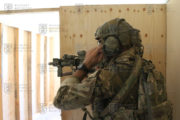 Příslušníci 601. skupiny speciálních sil generála Moravce při operačním nasazení v afghánské provincii Faráh