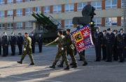Slavnostní nástup 25. protiletadlového raketového pluku ve Strakonicích
