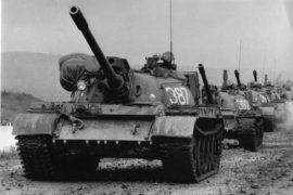 Mohla vlistopadu 1989 armáda zasáhnout?
