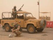 Po 11. září 2001 se čeští vojáci zapojili do boje proti terorismu i na území Iráku.