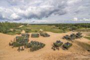 Nasazení v Pobaltí potvrdilo, že pro NATO je ochrana území evropských členských států nadále prioritou.