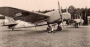 Čs. vojenské letectvo se připravovalo v září 1938 mimo jiné na bitevní nálety. Jejich cílem by se staly kolony německých motorizovaných a mechanizovaných vojsk, pronikající přes průsmyky pohraničních hor. K těmto akcím byla vyčleněna i část středních bombardovacích letounů B-71 ze Sovětského svazu. FOTO: archiv Karel Straka