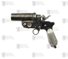 Italská signální pistole M 1900