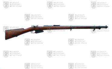 Belgická puška M 1889