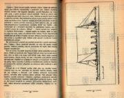 Ukázka textu o potopení torpédoborce Lika a obrázek vzhledu křižníků Helgoland a Novara.