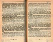Ukázka textu o pronásledování rakouského svazu dohodovými silami.
