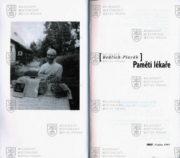 Titulní list knihy a frontispis s fotografií autora.