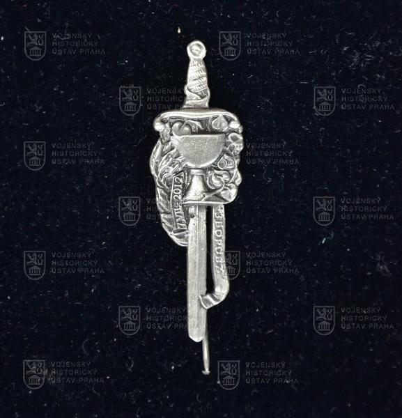 Jubilejní odznak k 95. výročí bitvy u Zborova