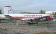 Avia Av-14 v Leteckém muzeu Kbely těsně před dokončením renovace