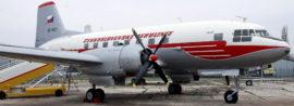 Československý letoun v obnoveném lesku: renovace dopravní Avie / Iljušinu dokončena