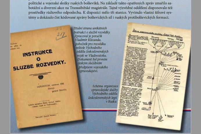 Ve službách republiky. 100 let vojenského zpravodajství.