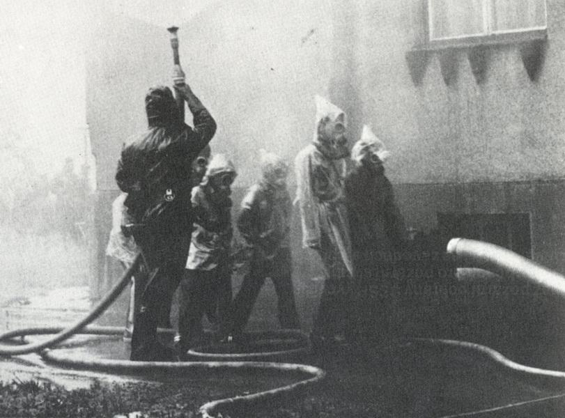 Pro případ války: nová kategorizace míst a měst vČeskoslovensku na počátku 70. let