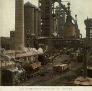 Opatření přijatá v roce 1953 a 1954 měla aspoň částečně omezit těžký průmysl