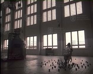 """Film """"Človek vo veľkej hale"""""""