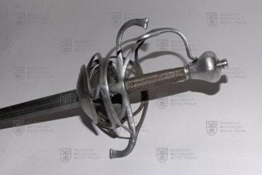 Jezdecký meč, kolem 1610