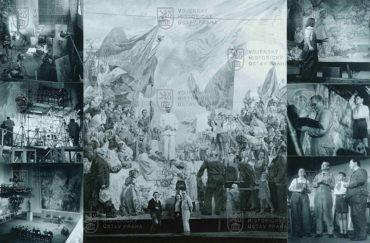 Kolektiv AVS, Díkůvzdání československého lidu generalissimu Stalinovi, 1951