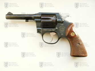 Čs. revolver ZKR 590 Grand – darovací exemplář