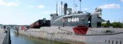 Ponorka U-461 byla vyrobena již počátkem 60. let, do provozu se dostala v roce 1965 pod označením K-24