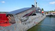 Ponorka byla v kódu NATO řazena do třídy Julliet