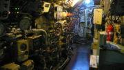 Vnitřní prostory ponorky
