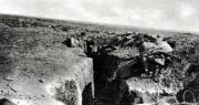 Jednotky 1. dobrovolnické divize v bojích u Kokardže v září 1916.