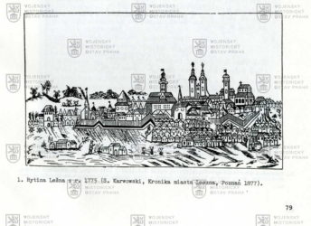 BEČKOVÁ, Marta, Jan Amos Komenský a Polsko