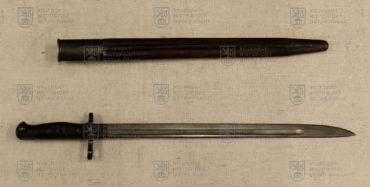 Britský bodák vzor 1913 na pušku vzor 14