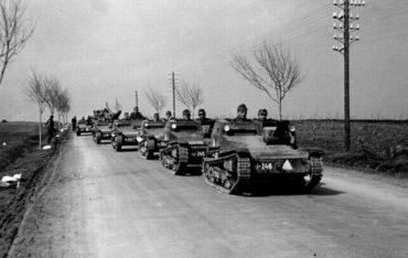 Zapomenutý karpatský konflikt v březnu 1939