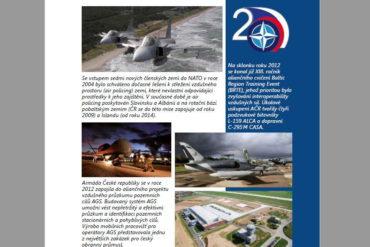 20 let České republiky v NATO