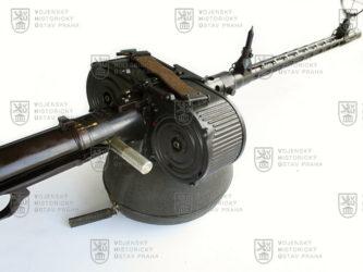 Lapač nábojnic pro letecký kulomet MG 15