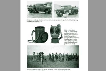 100 let plynové služby a chemického vojska