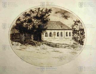Jaroslav Hlaváč, Rodný dům Milana Rastislava Štefánika, 1928