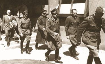 Skončeno a podepsáno. Německá kapitulace vPraze 8. 5. 1945 mělapachuť příštích nepříjemností.