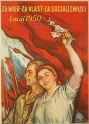 Alena Čermáková, Za mier – za vlasť – za socializmus, 1950