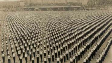 X. všesokolský slet vroce 1938