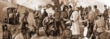 Kdy vstoupit do války? Případ Rumunska vprvní světové válce.