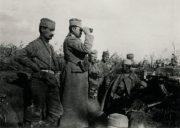 V rámci ruského expedičního sboru bojovala po boku rumunské armády v oblasti Dobrudže i I. srbská dobrovolnická divize. Odhaduje se, že během svého bojového nasazení utrpěla 40-60% ztráty na padlých, raněných a nezvěstných. (VHÚ Praha)