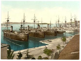 Historické a námořní muzeum Istrie v Pule