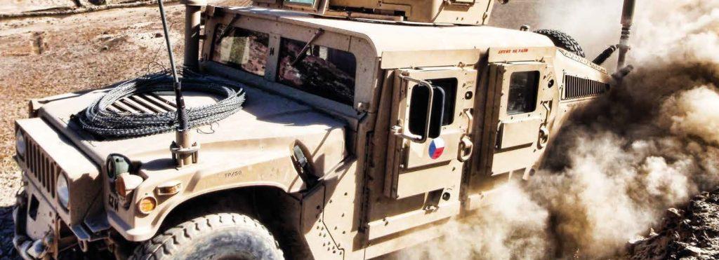 """Na """"speciálu"""" A Report věnovanému působení české armády v Afghánistánu se podílel i Vojenský historický ústav Praha"""