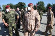 Náčelník Generálního štábu AČR, armádní generál Aleš Opata