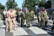 Výstava fotografií z Afghánistánu, expozice připravená Vojenským historickým ústavem Praha