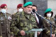 Ředitel Vojenského historického ústavu Praha, brigádní generál Aleš Knížek