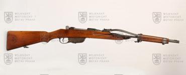 Krátká puška M 1895 (Repetier – Stutzenkarabiner M 95)